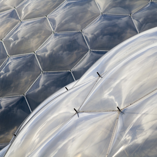 """""""Eden Project"""" stock image"""