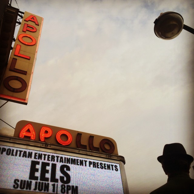 """Apollo Theatre, Harlem"" stock image"