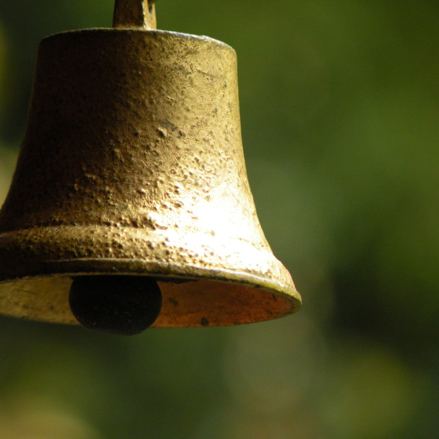 """Bell"" stock image"