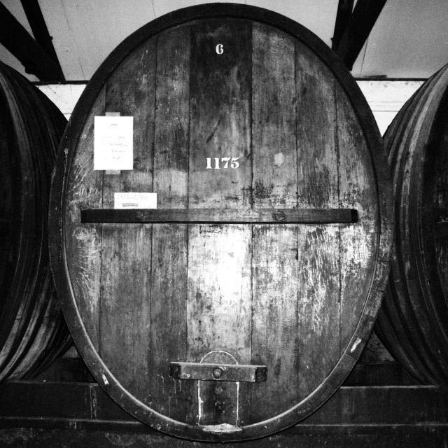 """Barrel Room"" stock image"