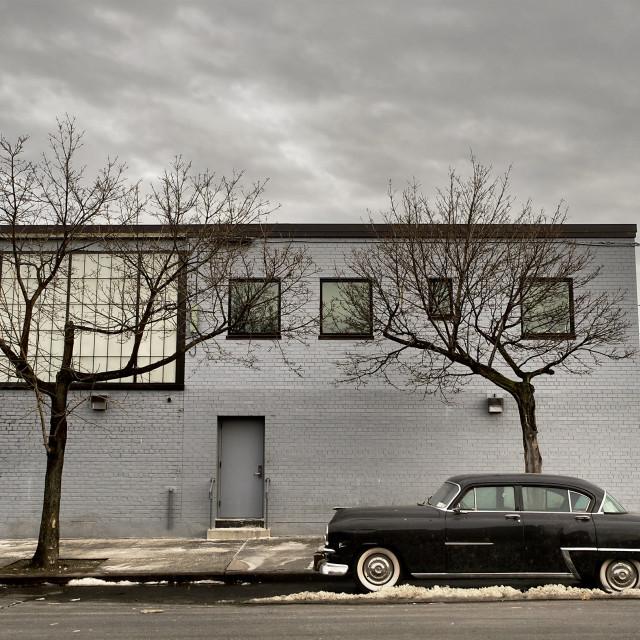 """""""1952 Chrysler Saratoga"""" stock image"""