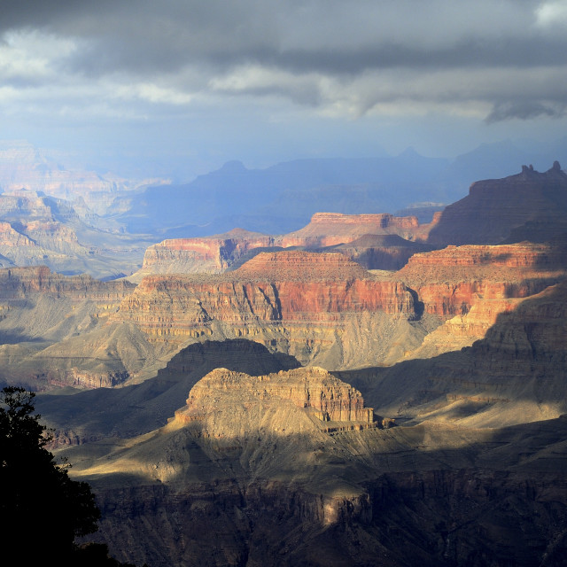"""Grand Canyon"" stock image"