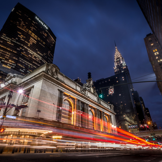 """Grand Central Station NYC"" stock image"