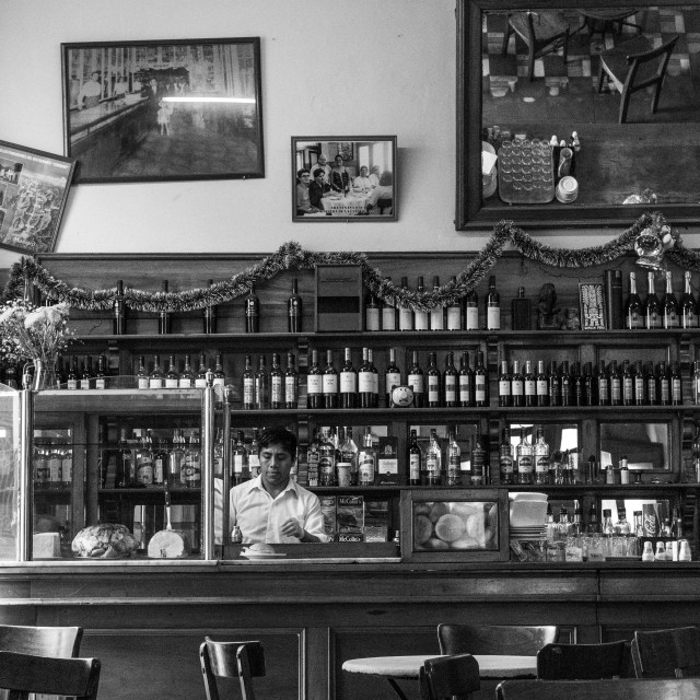 """Bar Cordano"" stock image"