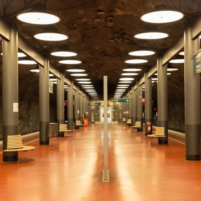 """""""Underground metro"""" stock image"""