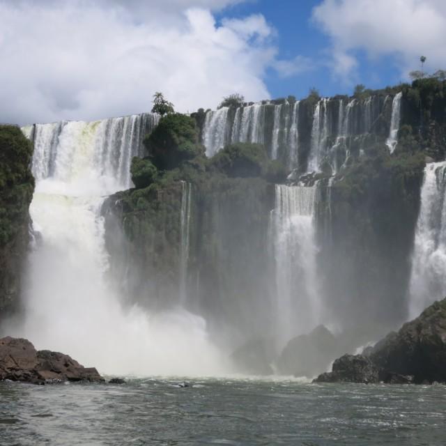 """""""Iguazu, Iguacu"""" stock image"""