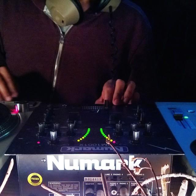 """""""DJ"""" stock image"""