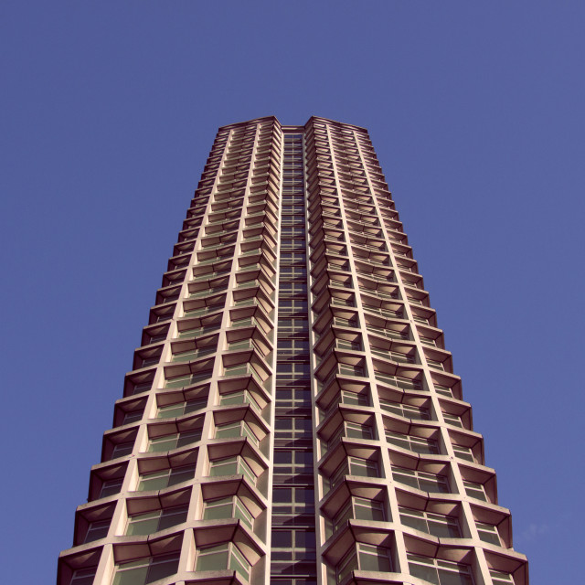 """Centre Point"" stock image"