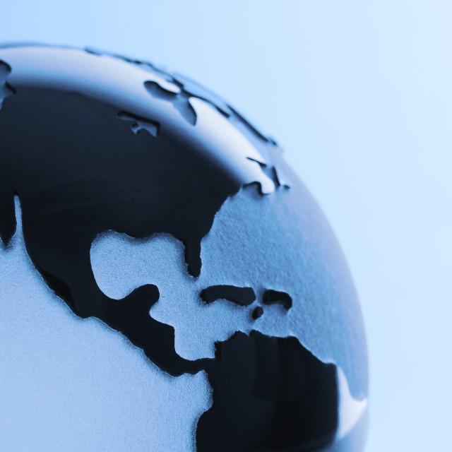 """""""Blue World"""" stock image"""
