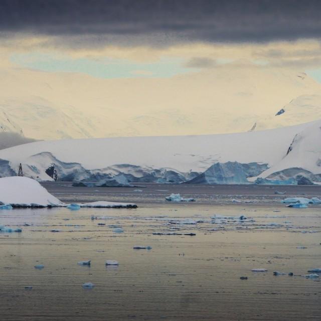 """Antarctica"" stock image"