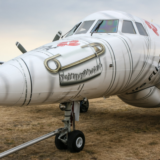 """Jetstream air ambulance"" stock image"