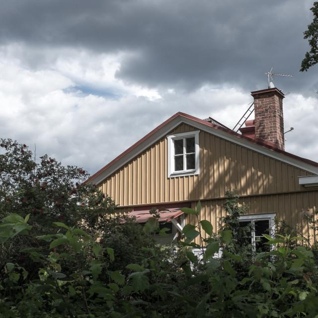 """Cottage"" stock image"