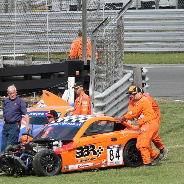 """Ginetta GT5 Championship"" stock image"