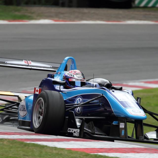 """British F3 Championship, Brands Hatch"" stock image"