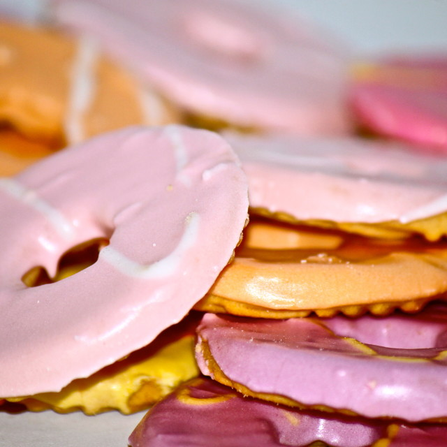 """""""Party Rings!"""" stock image"""