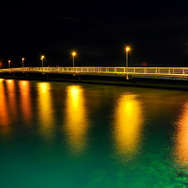"""""""In the Night #1"""" stock image"""