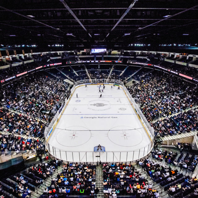 """""""The Arena"""" stock image"""
