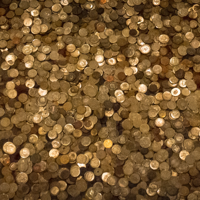 """Coins"" stock image"