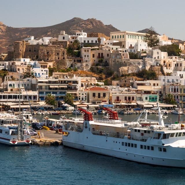 """Paros, Greece"" stock image"