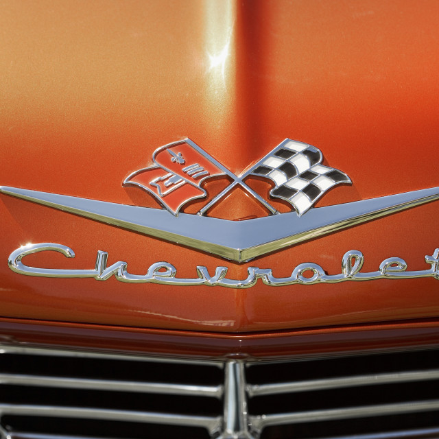 """Chevrolet"" stock image"