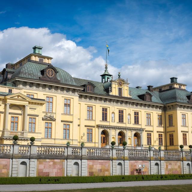 """Renaissance palace"" stock image"