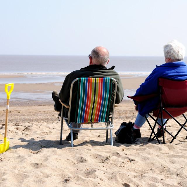 """Mablethorpe Seaside Resort ."" stock image"