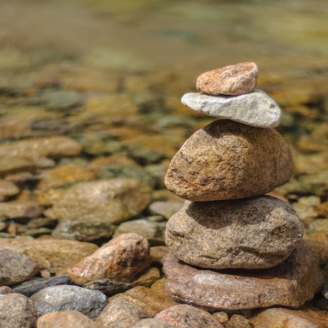 """stone pagoda"" stock image"