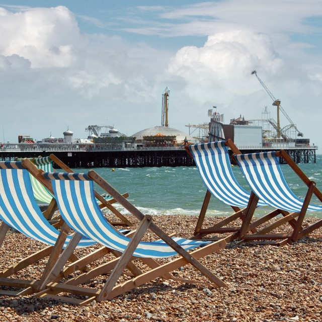 """Brighton"" stock image"