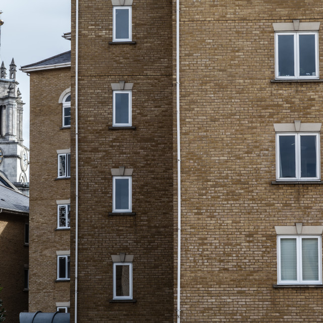 """Limehouse"" stock image"