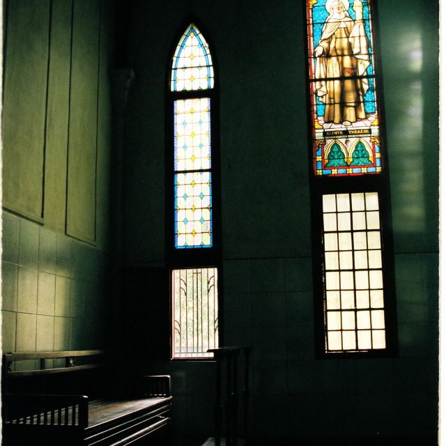"""Light of God"" stock image"
