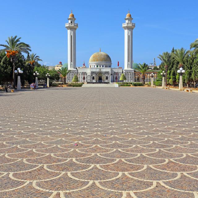 """Monastir, Tunisia"" stock image"