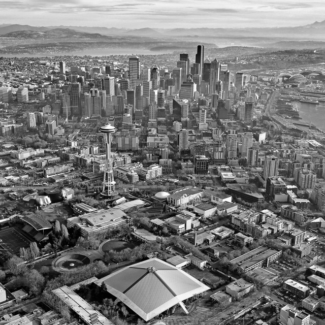 """Seattle"" stock image"