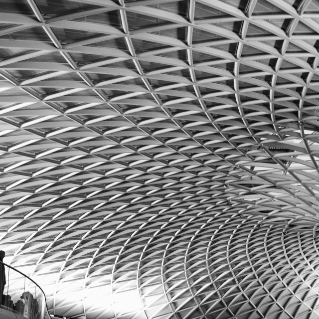 """Kings Cross"" stock image"