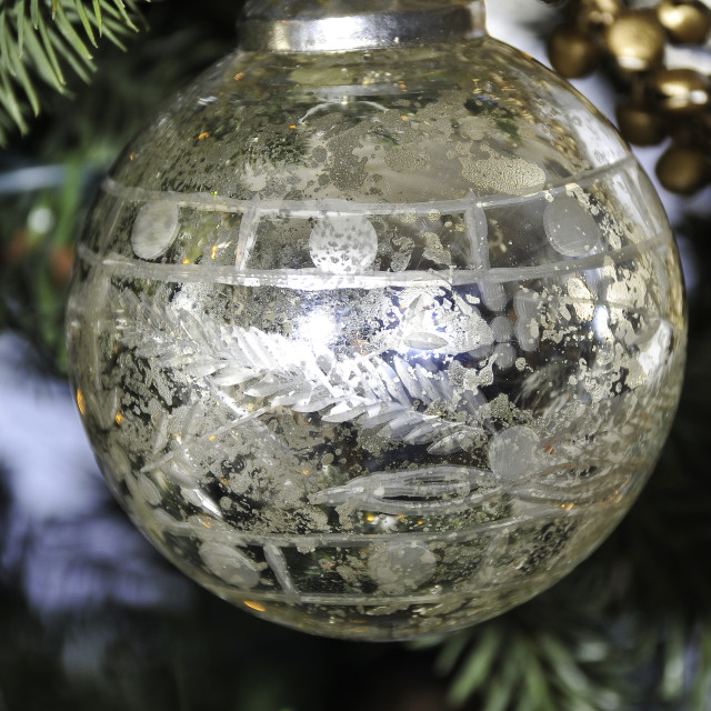 """""""Bauble"""" stock image"""