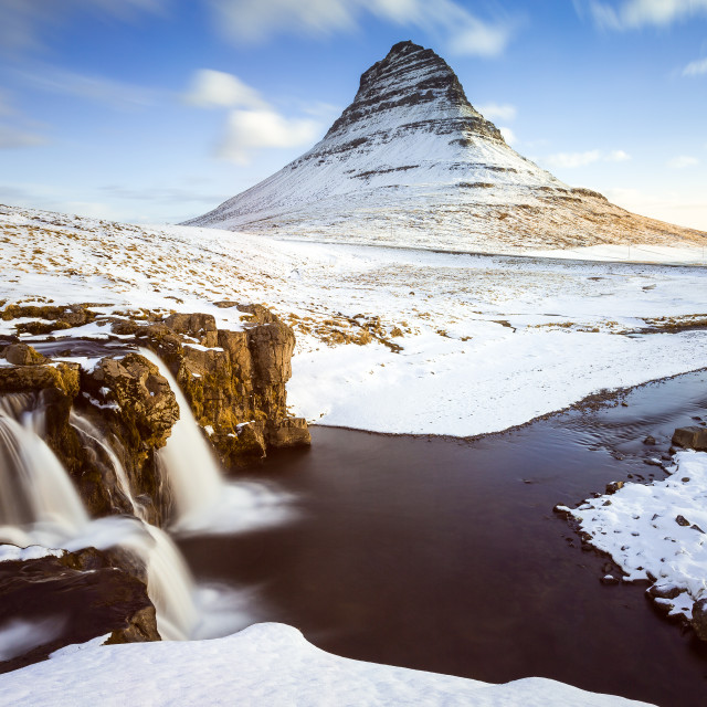"""spring in Iceland"" stock image"