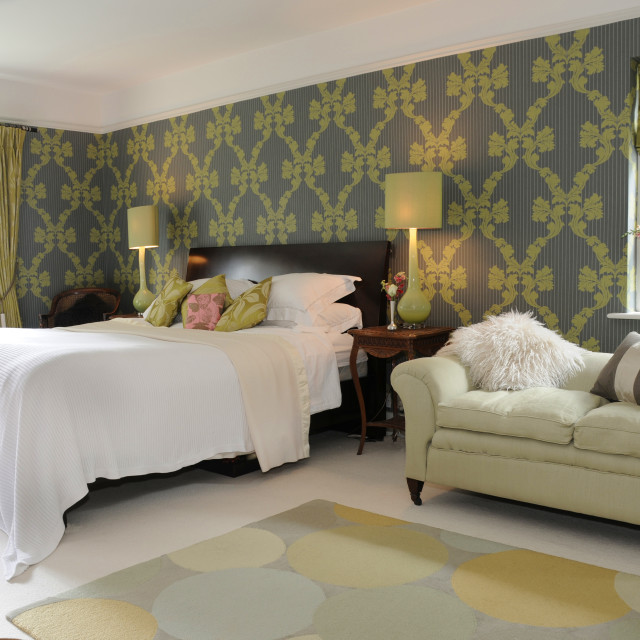"""Bedroom Interior"" stock image"