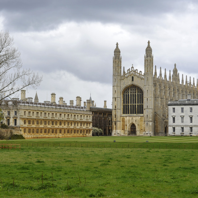 """Cambridge University"" stock image"