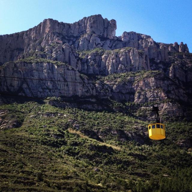 """Montserrat"" stock image"