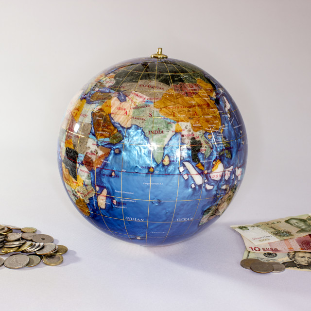 """Globe"" stock image"