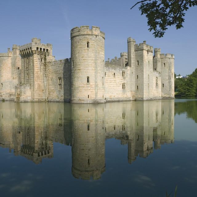 """Bodian Castle"" stock image"