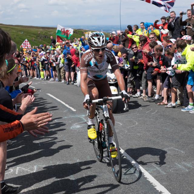 """""""Tour De France 2014 ."""" stock image"""