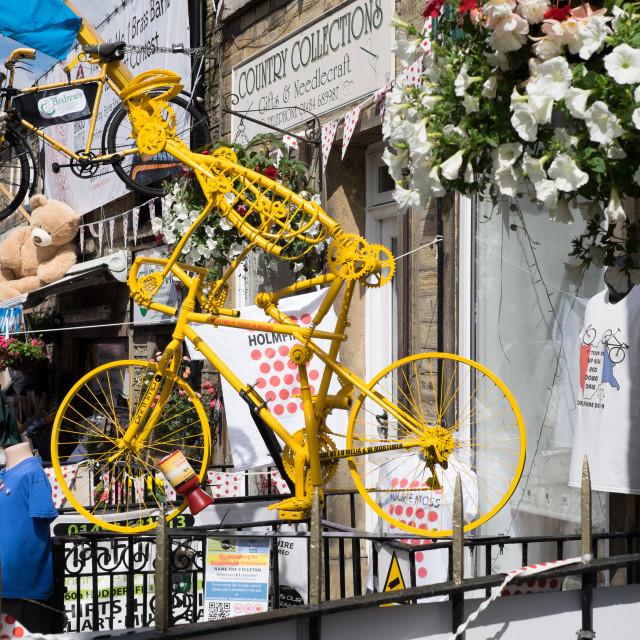 """""""Tour-De-France 2014 ."""" stock image"""