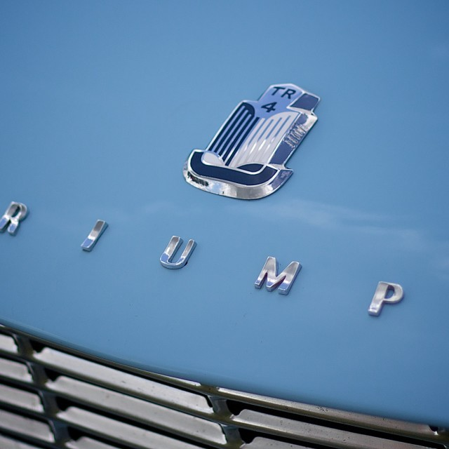 """""""Triumph"""" stock image"""