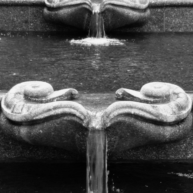 """Pulitzer Fountain"" stock image"