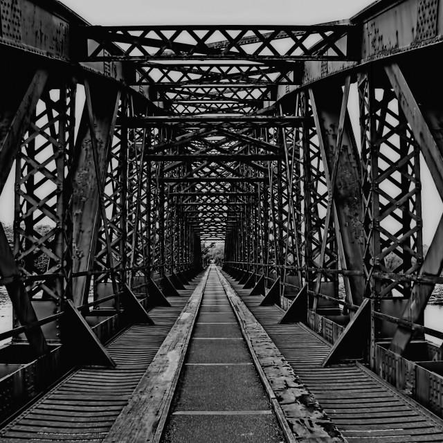 """Viaduct"" stock image"