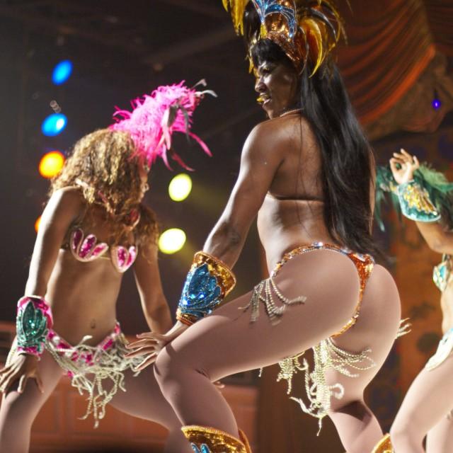 """Samba!"" stock image"