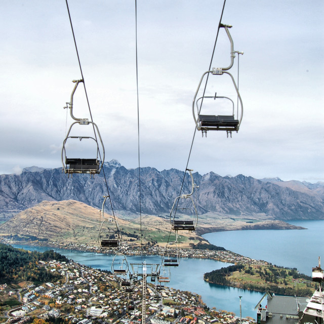 """""""Cable car"""" stock image"""