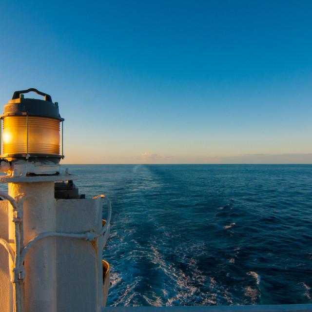 """""""Open Ocean"""" stock image"""