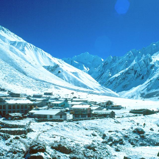 """Himalaya"" stock image"