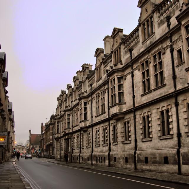 """England street"" stock image"